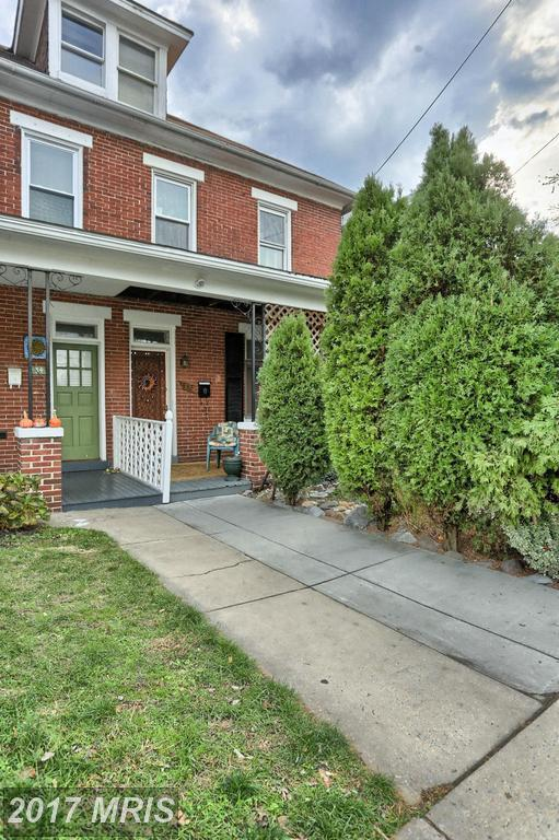 432 Prospect Street N, Hagerstown, MD 21740 (#WA9814818) :: Pearson Smith Realty