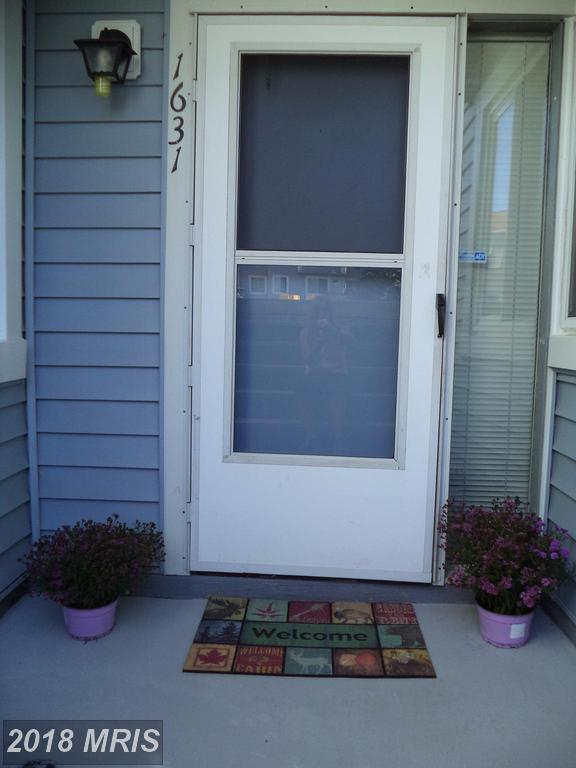 1631 Fendall Court #54, Crofton, MD 21114 (#AA10046701) :: Pearson Smith Realty
