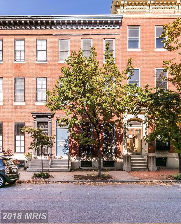 224 Lafayette Avenue W, Baltimore, MD 21217 (#BA10083542) :: The Gus Anthony Team