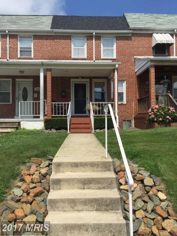 1628 Searles Road, Baltimore, MD 21222 (#BC9710139) :: Pearson Smith Realty