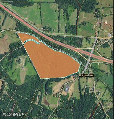 LOT 1-5 Crest Hill Road, Marshall, VA 20115 (#FQ10046395) :: Bob Lucido Team of Keller Williams Integrity