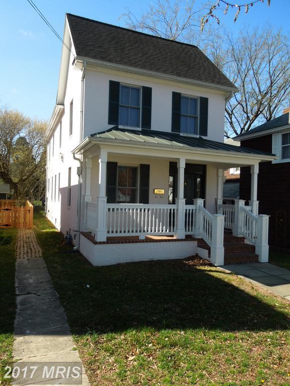 114 South Street, Easton, MD 21601 (#TA9877797) :: Pearson Smith Realty