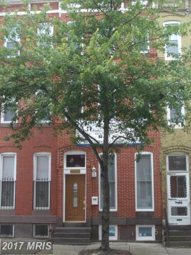 1734 Druid Hill Avenue, Baltimore, MD 21217 (#BA8480660) :: LoCoMusings