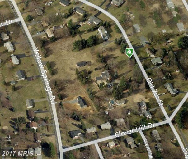 7924 Old Seventh Street, Frederick, MD 21702 (#FR7877022) :: Pearson Smith Realty