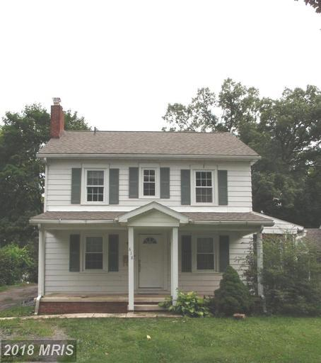 818 Woodland Way, Hagerstown, MD 21742 (#WA10312179) :: The Maryland Group of Long & Foster