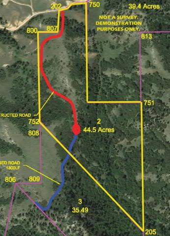 TBD Middle Fork Road, Devils Tower, WY 82714 (MLS #55855) :: Christians Team Real Estate, Inc.
