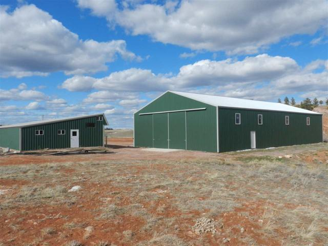 12573 Shep's Canyon Road, Hot Springs, SD 57747 (MLS #57957) :: Christians Team Real Estate, Inc.