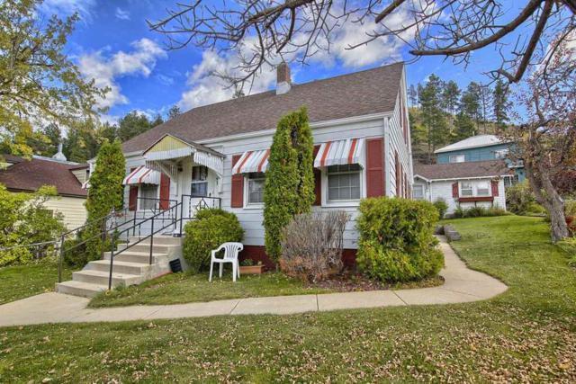 43 Stewart Street, Deadwood, SD 57732 (MLS #58286) :: Christians Team Real Estate, Inc.