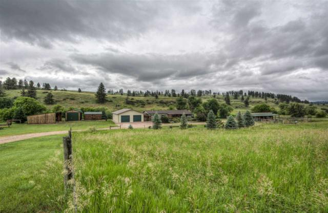 4437 Highway 24, Aladdin, WY 82710 (MLS #58640) :: Christians Team Real Estate, Inc.