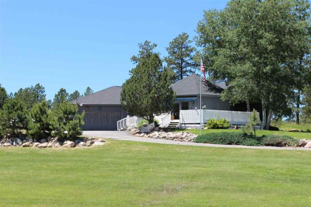 25233 Ridgeview Rd., Custer, SD 57730 (MLS #58712) :: Christians Team Real Estate, Inc.