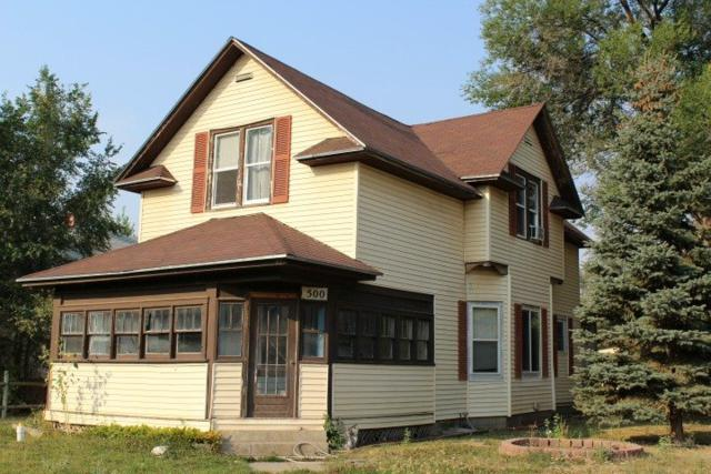 500 5th Avenue, Edgemont, SD 57735 (MLS #58793) :: Christians Team Real Estate, Inc.