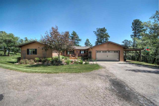 8320 N Blucksberg Mtn Rd, Sturgis, SD 57785 (MLS #59015) :: Christians Team Real Estate, Inc.
