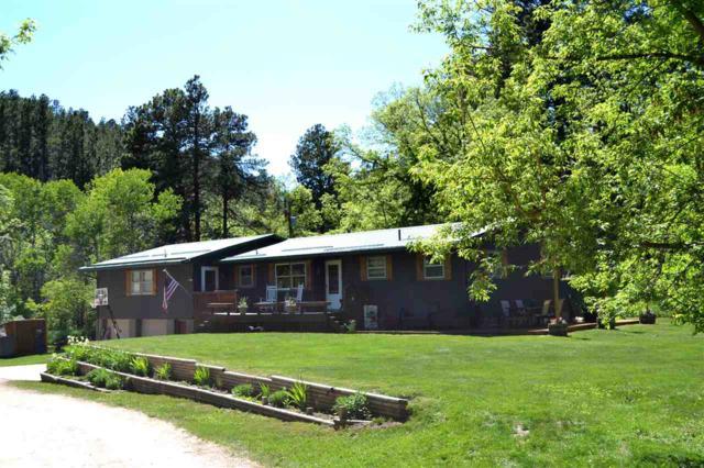 281 Canyon Road, Sundance, WY 82729 (MLS #59143) :: Christians Team Real Estate, Inc.