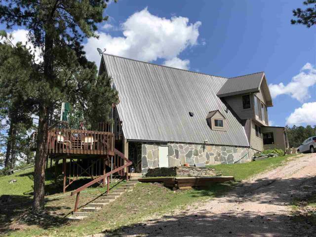 12175 Deerfield Road, Hill City, SD 57745 (MLS #59153) :: Christians Team Real Estate, Inc.