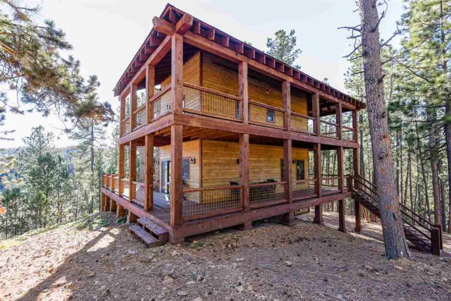 21184 Gilded Mountain Road, Lead, SD 57754 (MLS #59183) :: Dupont Real Estate Inc.