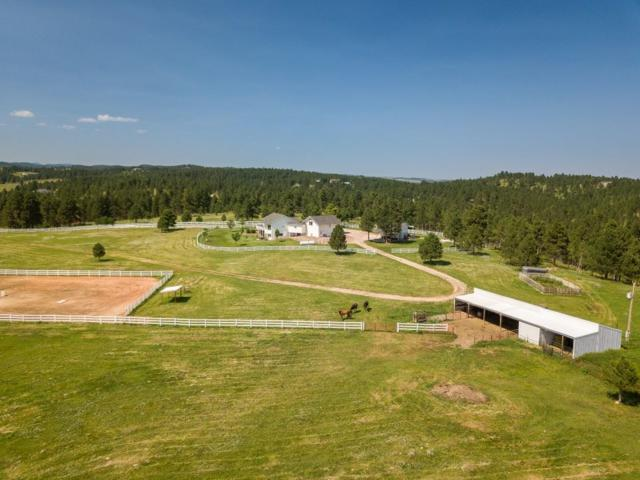 13726 Ghost Canyon Road, Hermosa, SD 57744 (MLS #59223) :: Christians Team Real Estate, Inc.