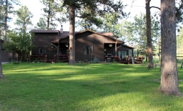 25234 Lower French Creek Rd, Custer, SD 57730 (MLS #59405) :: Christians Team Real Estate, Inc.