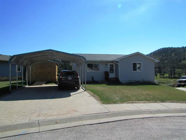 168 Top O Hill Court, Hill City, SD 57745 (MLS #59465) :: Christians Team Real Estate, Inc.