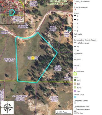 12909 Ruby Lane, Hot Springs, SD 57747 (MLS #59578) :: Christians Team Real Estate, Inc.
