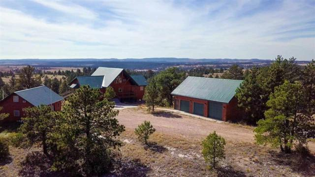 11431 Wrangler Road, Custer, SD 57730 (MLS #59683) :: Christians Team Real Estate, Inc.