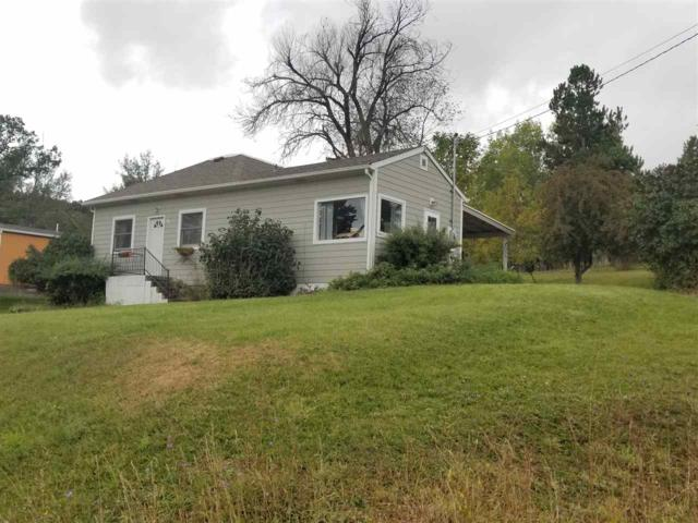 721 Dillon Street, Whitewood, SD 57793 (MLS #59692) :: Christians Team Real Estate, Inc.