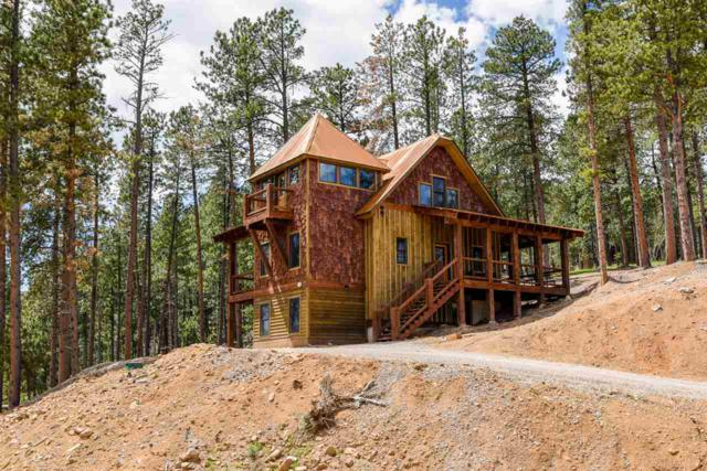 21179 Gilded Mountain Road, Lead, SD 57754 (MLS #59694) :: Dupont Real Estate Inc.