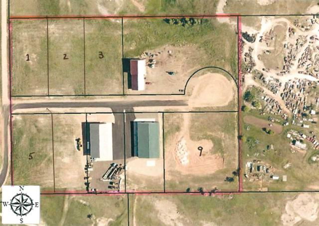 TBD Lot 9 Industrial Place, Whitewood, SD 57793 (MLS #59754) :: Christians Team Real Estate, Inc.