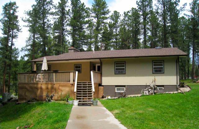24124 Goodart Rd, Hill City, SD 57745 (MLS #59909) :: Christians Team Real Estate, Inc.