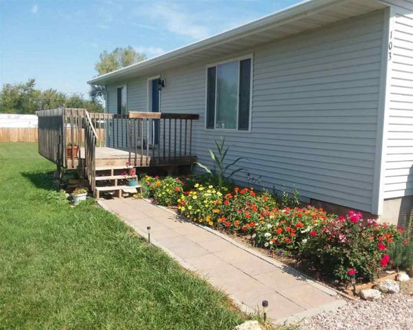 103 Dubois, Spearfish, SD 57783 (MLS #60116) :: Christians Team Real Estate, Inc.