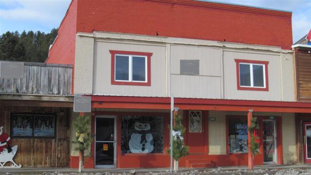 285 Main Street, Hill City, SD 57745 (MLS #60197) :: Christians Team Real Estate, Inc.