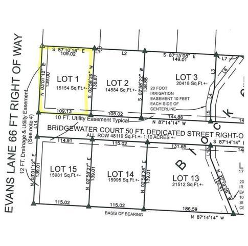 TBD Bridgewater Court, Spearfish, SD 57783 (MLS #60237) :: Christians Team Real Estate, Inc.