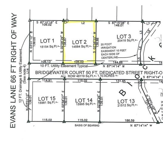 TBD Bridgewater Court, Spearfish, SD 57783 (MLS #60262) :: Christians Team Real Estate, Inc.