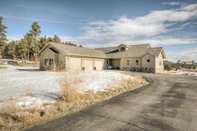 112 Ox Yoke Ct, Custer, SD 57730 (MLS #60450) :: Christians Team Real Estate, Inc.
