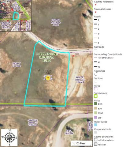 Lot 55 Sapphire Lane, Hot Springs, SD 57747 (MLS #60539) :: Christians Team Real Estate, Inc.