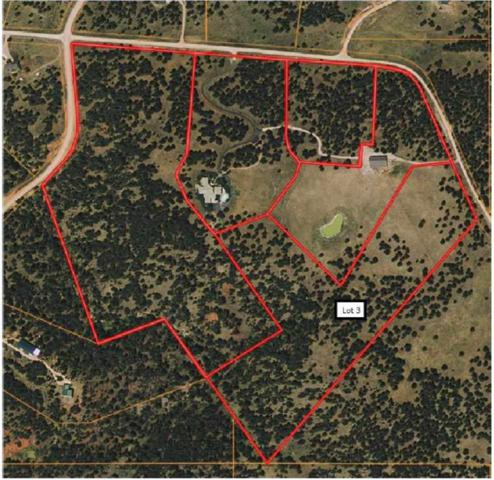 Lot 3 Timber Ridge Road, Hermosa, SD 57744 (MLS #60614) :: Christians Team Real Estate, Inc.