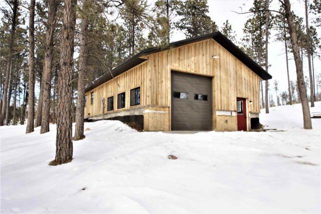 25528 Flynn Creek Road, Custer, SD 57730 (MLS #60652) :: VIP Properties