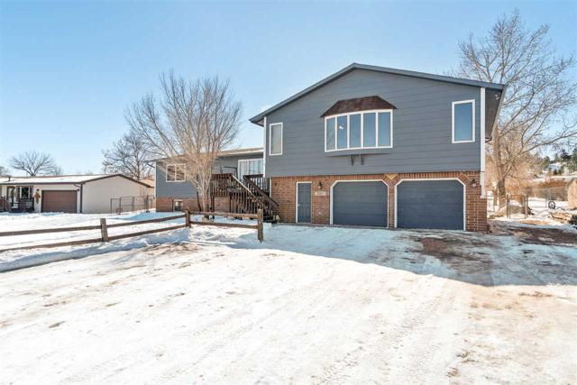 5807 Oak Court, Black Hawk, SD 57718 (MLS #60744) :: Christians Team Real Estate, Inc.