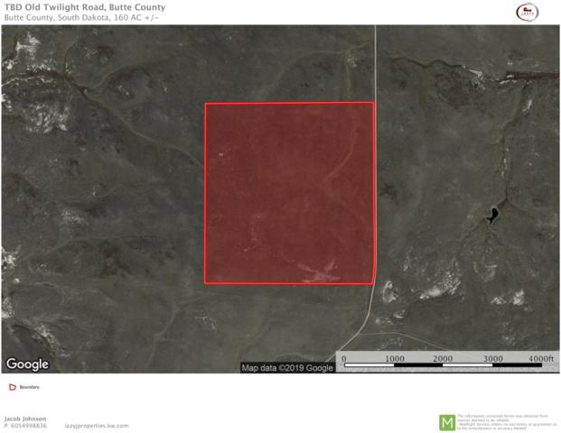 TBD Old Twilight Road, Newell, SD 57760 (MLS #60801) :: Dupont Real Estate Inc.