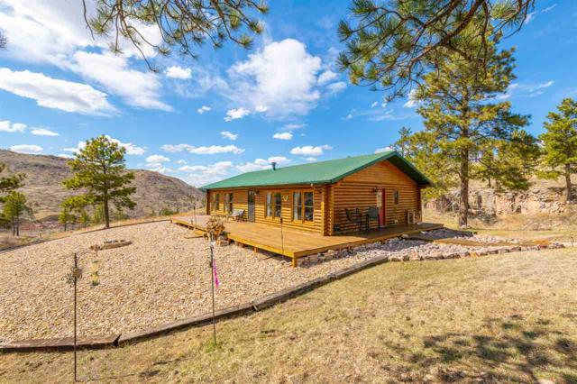 28033 Cascade Road, Hot Springs, SD 57747 (MLS #60985) :: VIP Properties