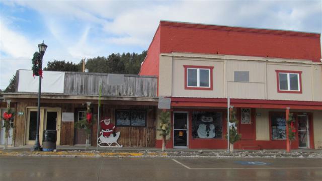 285 & 293 Main Street, Hill City, SD 57745 (MLS #61021) :: Dupont Real Estate Inc.