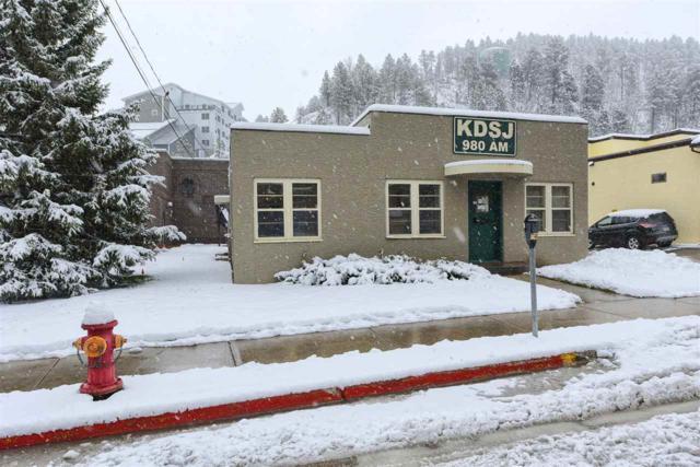745 Main Street, Deadwood, SD 57732 (MLS #61188) :: Christians Team Real Estate, Inc.