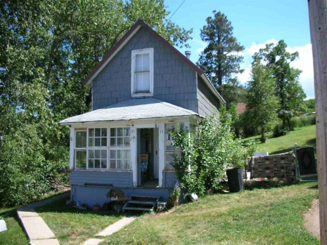 11 W Hill Street, Lead, SD 57754 (MLS #61189) :: Dupont Real Estate Inc.