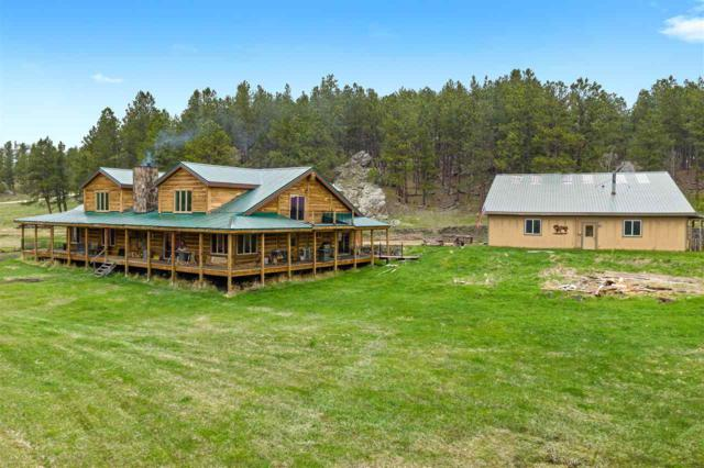 11896 Emerald Road, Custer, SD 57730 (MLS #61505) :: Christians Team Real Estate, Inc.