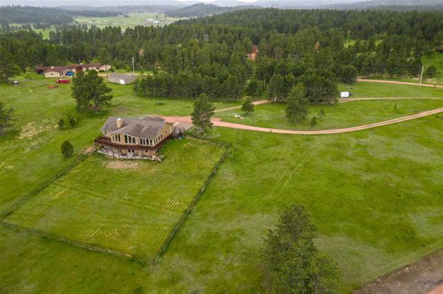 25278 Wittrock Road, Custer, SD 57730 (MLS #61770) :: Christians Team Real Estate, Inc.