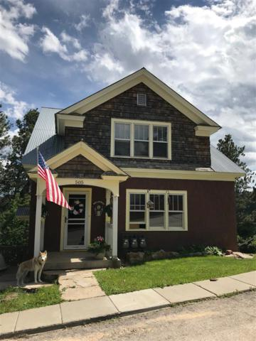 505 W Summit Street, Lead, SD 57754 (MLS #61825) :: Christians Team Real Estate, Inc.
