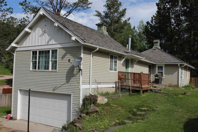 323 Lincoln St., Custer, SD 57730 (MLS #61828) :: Christians Team Real Estate, Inc.