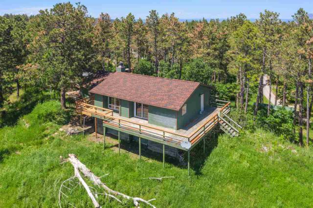 8241 S Blucksberg Mountain Road, Sturgis, SD 57785 (MLS #61884) :: Christians Team Real Estate, Inc.