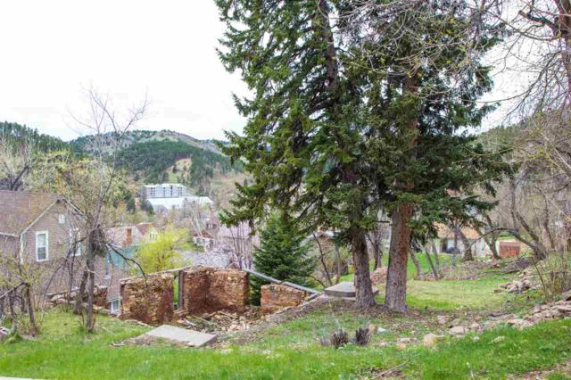 TBD Washington Street, Deadwood, SD 57732 (MLS #62020) :: Christians Team Real Estate, Inc.