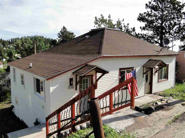 716 Upper Addie, Lead, SD 57754 (MLS #62031) :: Christians Team Real Estate, Inc.