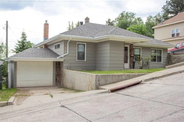 110 Grand Avenue, Lead, SD 57754 (MLS #62108) :: Christians Team Real Estate, Inc.